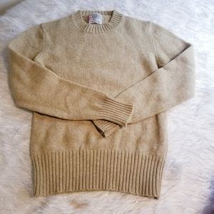 Crazy Horse Vintage wool sweater XS knit